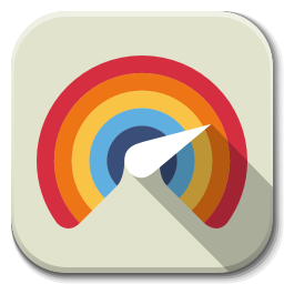 256x256px size png icon of Apps color C