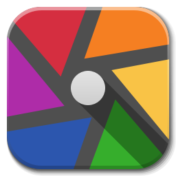 256x256px size png icon of Apps darktable