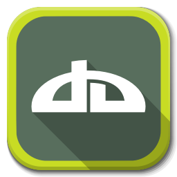 256x256px size png icon of Apps deviantart C