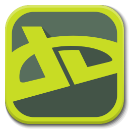 256x256px size png icon of Apps deviantart