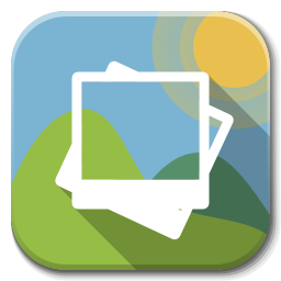 256x256px size png icon of Apps gallery