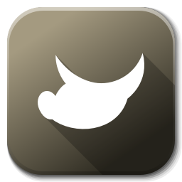 256x256px size png icon of Apps gimp B