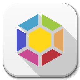 256x256px size png icon of Apps launchpad