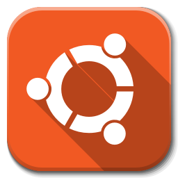 256x256px size png icon of Apps start here ubuntu