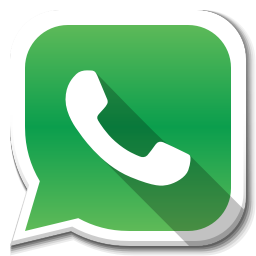 256x256px size png icon of Apps whatsapp C