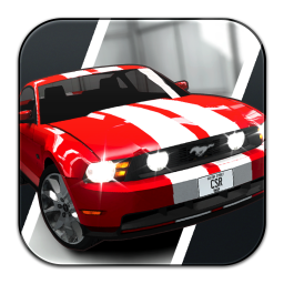 256x256px size png icon of CSR Racing