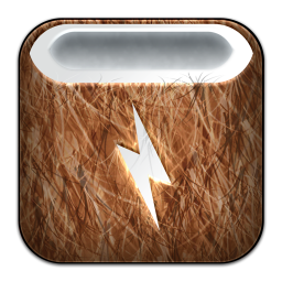 256x256px size png icon of CoconutBattery