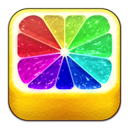 256x256px size png icon of ColorStrokes