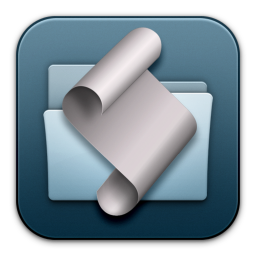 256x256px size png icon of FolderActionsSetup