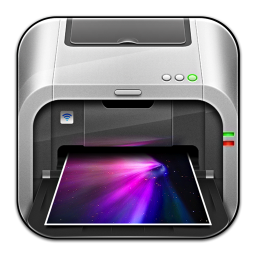 256x256px size png icon of Printer Pro