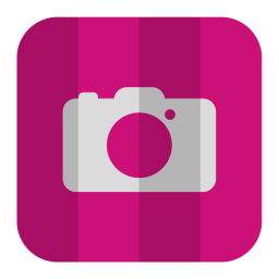 256x256px size png icon of Camera