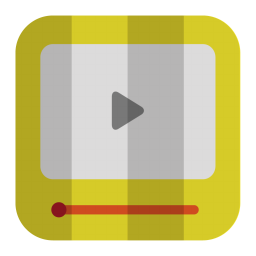 256x256px size png icon of Mediaplayer