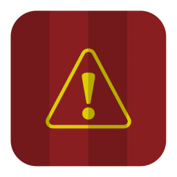 256x256px size png icon of Problem