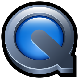 256x256px size png icon of Quicktime X