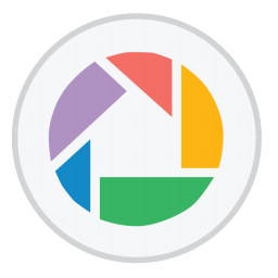 256x256px size png icon of Google Picasa