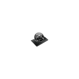 256x256px size png icon of Folder Web