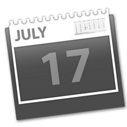 256x256px size png icon of iCal