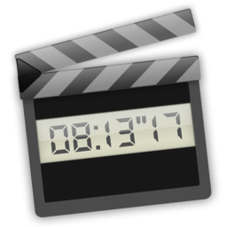 256x256px size png icon of iMovie