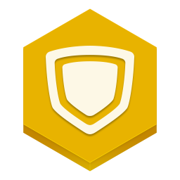 256x256px size png icon of antivirus