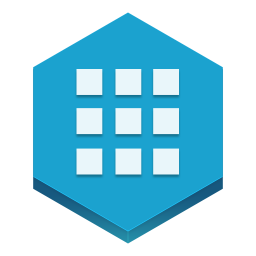 256x256px size png icon of app draw