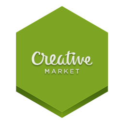 256x256px size png icon of creative market