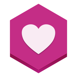 256x256px size png icon of dating site