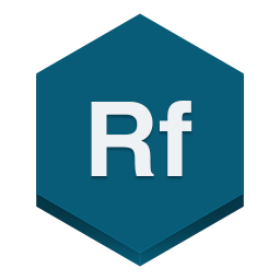 256x256px size png icon of edge reflow