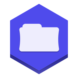 256x256px size png icon of files