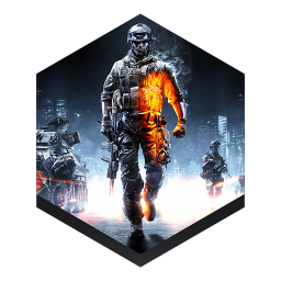 256x256px size png icon of game battlefield