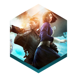 256x256px size png icon of game bioshock infinite