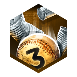 256x256px size png icon of game can knockdown