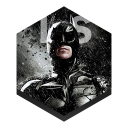 256x256px size png icon of game dark knight