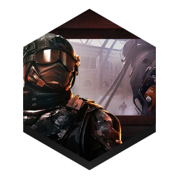256x256px size png icon of game modern combat 4