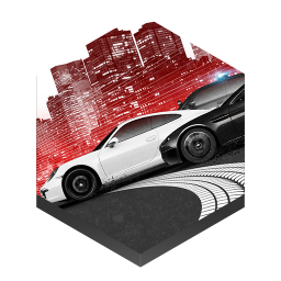 256x256px size png icon of game need for speed most wanted
