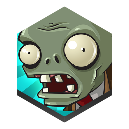 256x256px size png icon of game plants vs zombies