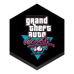 256x256px size png icon of game vice city