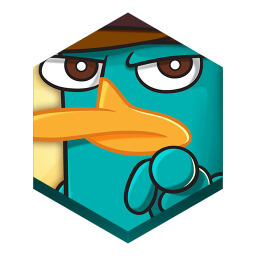 256x256px size png icon of game wheres my perry