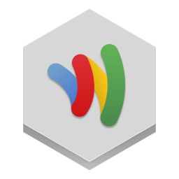 256x256px size png icon of google wallet