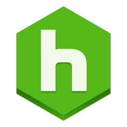 256x256px size png icon of hulu