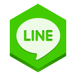 256x256px size png icon of line