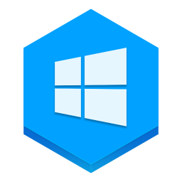 256x256px size png icon of windows