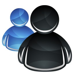 256x256px size png icon of MSN