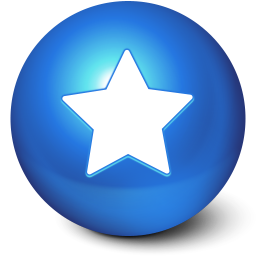 256x256px size png icon of Cute Ball Favorites