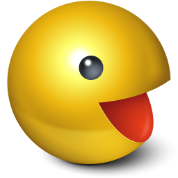 256x256px size png icon of Cute Ball Games