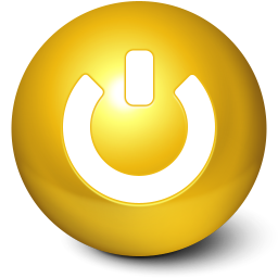 256x256px size png icon of Cute Ball Standby