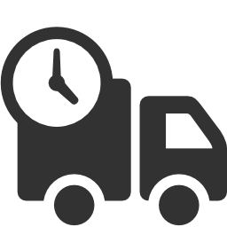 256x256px size png icon of Business Delivery