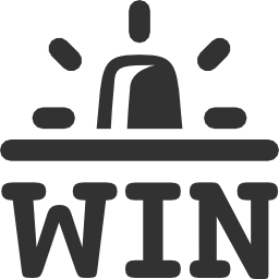 256x256px size png icon of Gamble Win