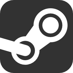 256x256px size png icon of Logos Steam