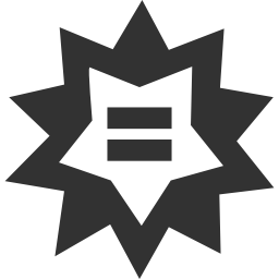 256x256px size png icon of Logos Wolfram alpha