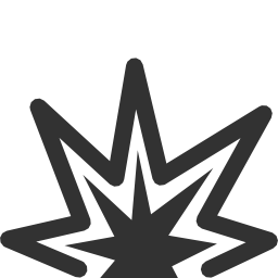 256x256px size png icon of Military Explosion